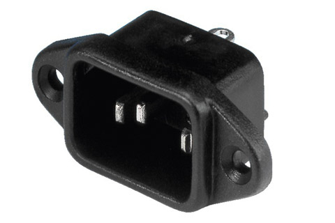 Chassis power connector