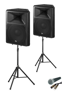 Stageline PA system
