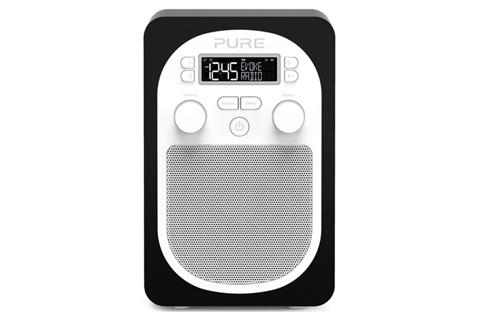 Pure Evoke D1 DAB+ / FM radio, black