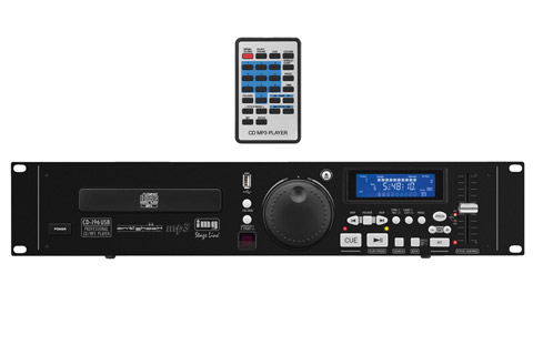 Stage Line CD-196USB