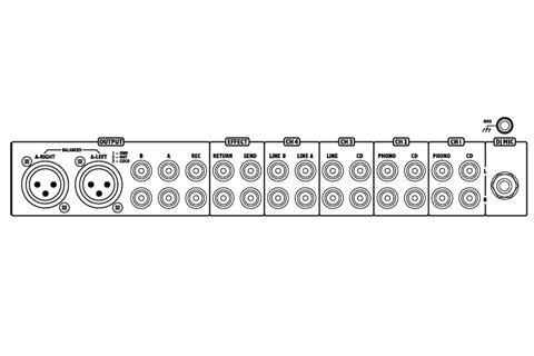 Stage Line MPX-205/SW - Rear