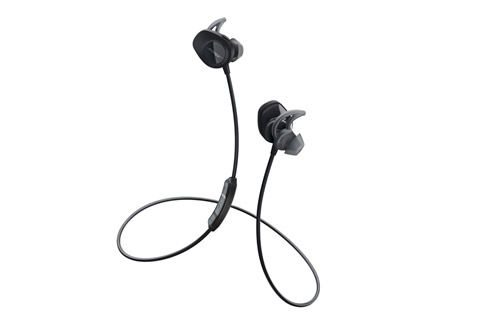 Bose SoundSport Bluetooth, sort