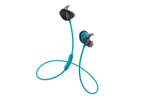 Bose SoundSport Bluetooth, aqua