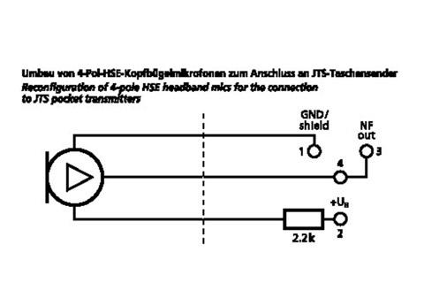 Stage Line HSE-110 Diagram
