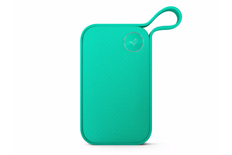 Libratone ONE style wireless speaker, carribean green
