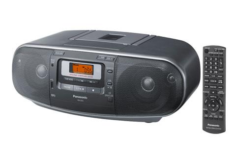 - Panasonic RX-D55AEG