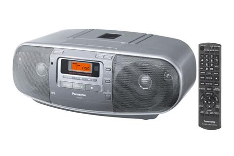 - Panasonic RX-D50