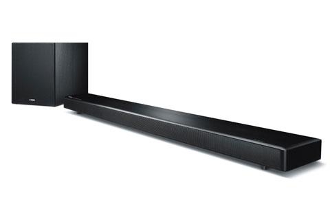 Yamaha YSP-2700, black