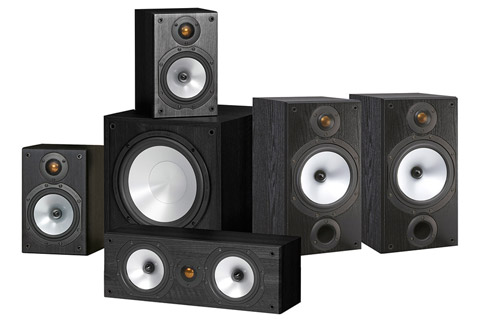 - Monitor Audio MR2AV10