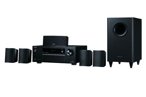 Onkyo HT-S3800, black