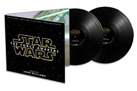LP: Star Wars: The Force Awakens