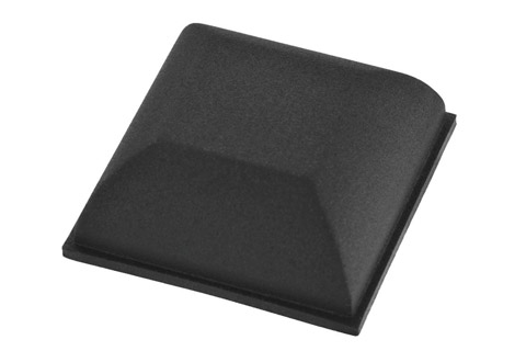adhesive square shaped speaker rubber feet