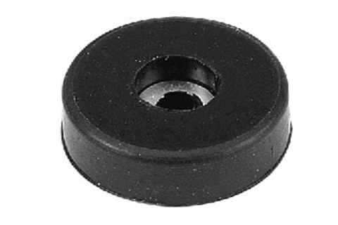 Speaker rubber foot, 10mm high