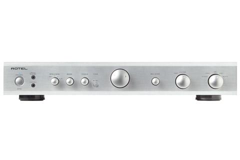 Rotel A10, silver