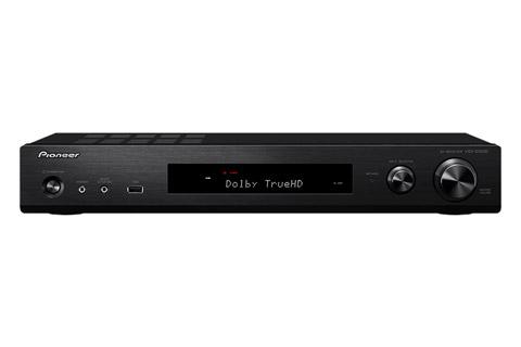 - Pioneer VSX-S520D, black