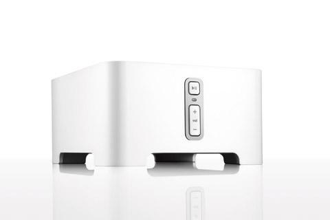 Opgrader dit eksisterende HiFi system med en Sonos Connect og oplev en ny verden, med et hav af streamingstjenester og trådløs lydoverførsel.
