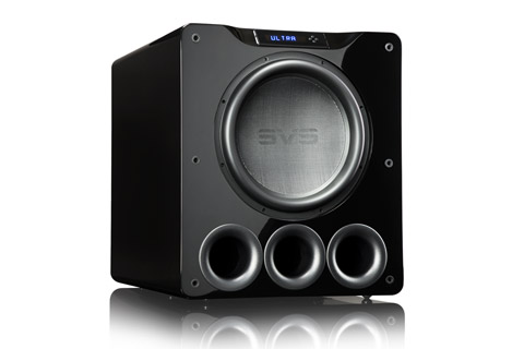 SVS PB16-Ultra, black highgloss