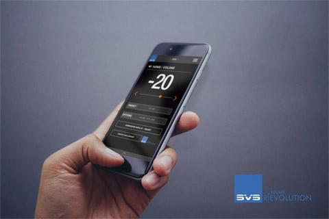 SVS Ultra 16-series app. remote