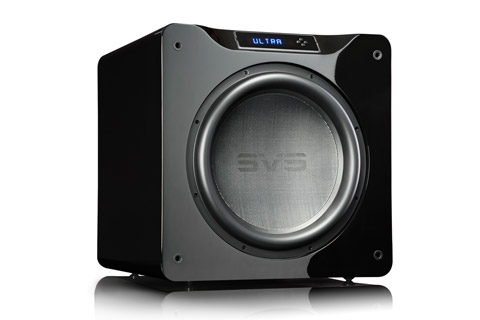 SVS SB16-Ultra, black highgloss