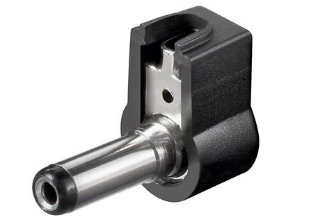DC plug angled, 2114 W
