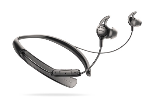 Bose QC30, black, Side