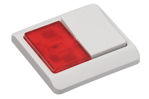 OPUS® 66 switch with light indicator