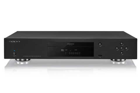 Oppo UDP-203 Ultra HD afspiller