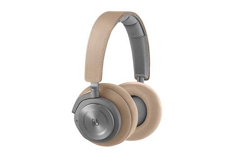 Trådløs B&O PLAY H9 over-ear hovedtelefon med bluetooth, aktiv noise cancelling og touch control - Når intet skal komme mellem dig og din musik.