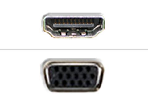 HDMI til VGA