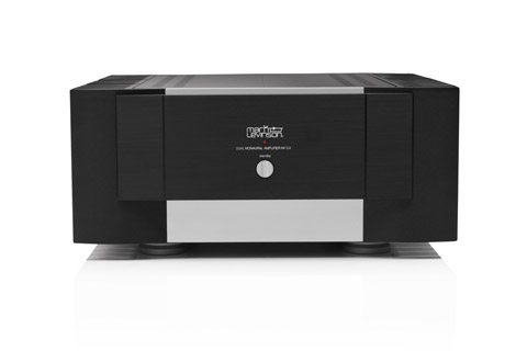 - Mark Levinson 534, Front