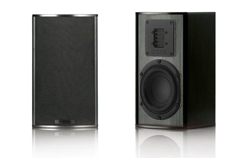 Piega TMicro 40 AMT reol højttalere, sort eller hvid (pris pr. sæt)