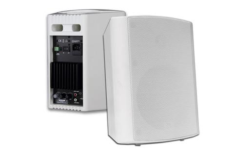DS Pro aktive hojttalere, 2x50W