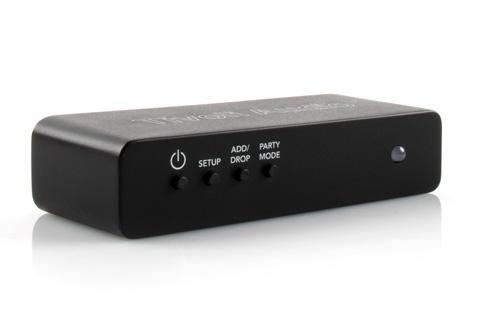 Tilslut ConX WiFi adapter til hvilket som helst anlæg eller radio via AUX og få adgang til internetradio, Spotify og multirum via Tivoli ART appen.