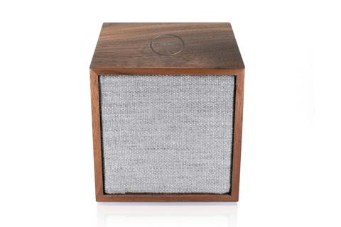 Tivoli Audio ART Cube hojttaler, valnod