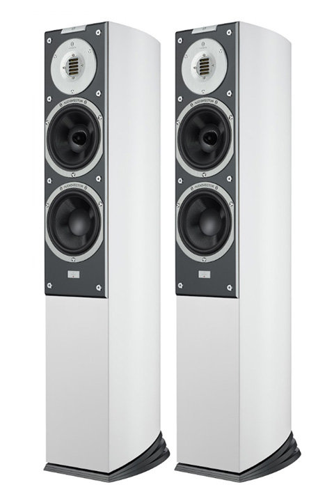 Audiovector SR 3 Avantgarde, White silk