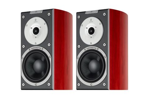 Audiovector SR 1 Signature minder mere om sine to storebrødre end sin lillebror- ser man bort fra diskanten. Et stort skridt frem i lyd og performance