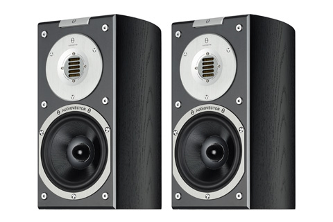 Audiovector SR 1 Avantgarde, Black Ash