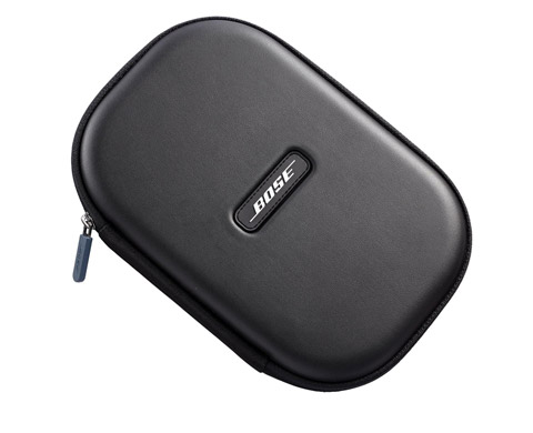 Bose Quiet Comfort 25 Case, Black