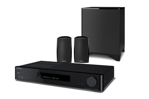 Onkyo LS5200, black