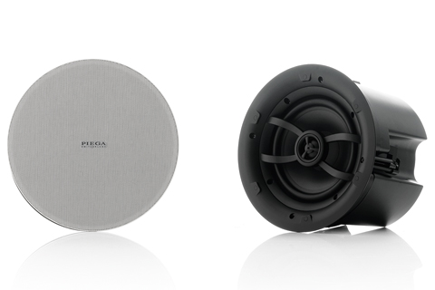 PIEGA In-ceiling 5.25'' speaker with rear plastic housing