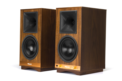 Klipsch The Sixes, walnut