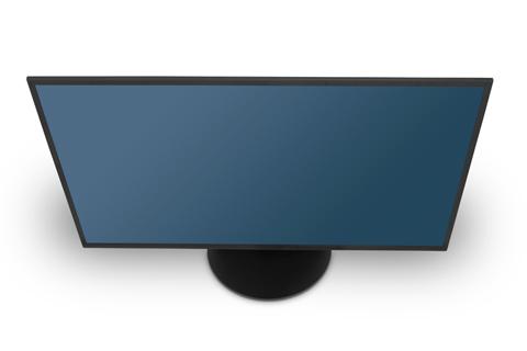 Alpha Home Basic bord TV stand, sort