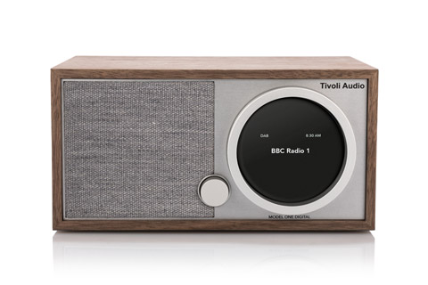 Tivoli Audio Model One Digital bordradio, valnod