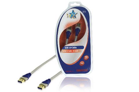 USB 3.0 Type A-A han