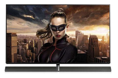 - Panasonic TX-65EZ1000E 4K HDR OLED TV