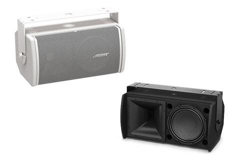 Bose Pro RMU108, black/white