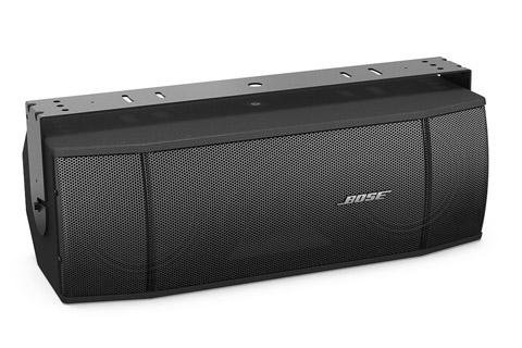 Bose Pro RMU208, black