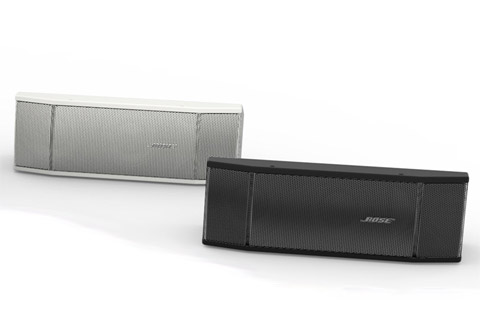 Bose Pro RMU206, black/white