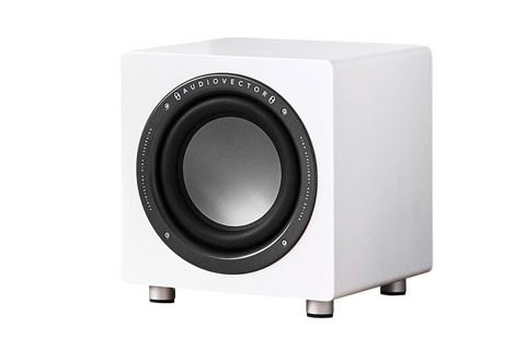 Audiovector QR Subwoofer, white