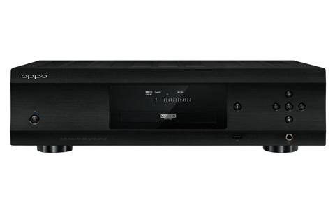 Oppo UDP-205 Ultra HD afspiller